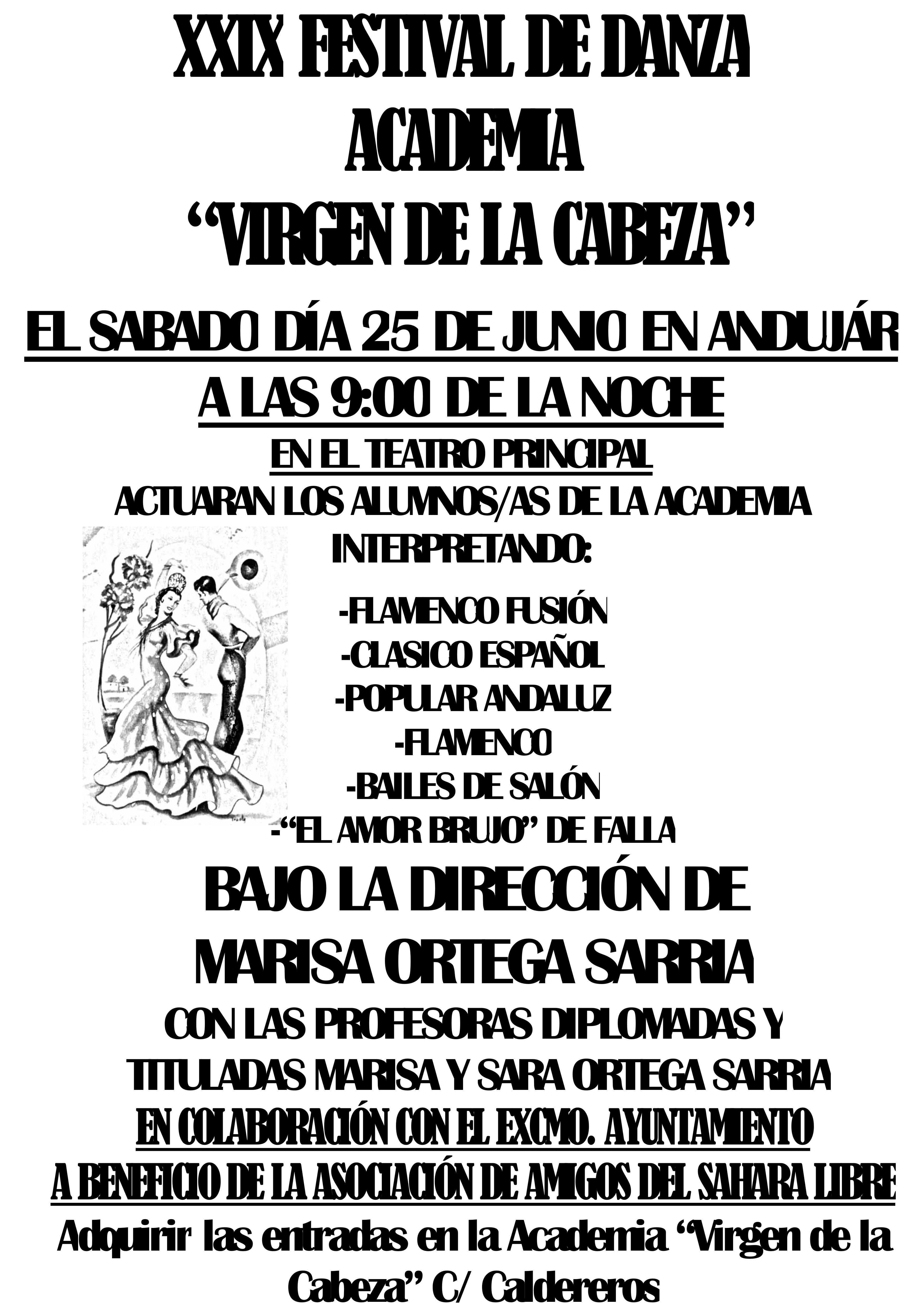 Sevillanas Andujar