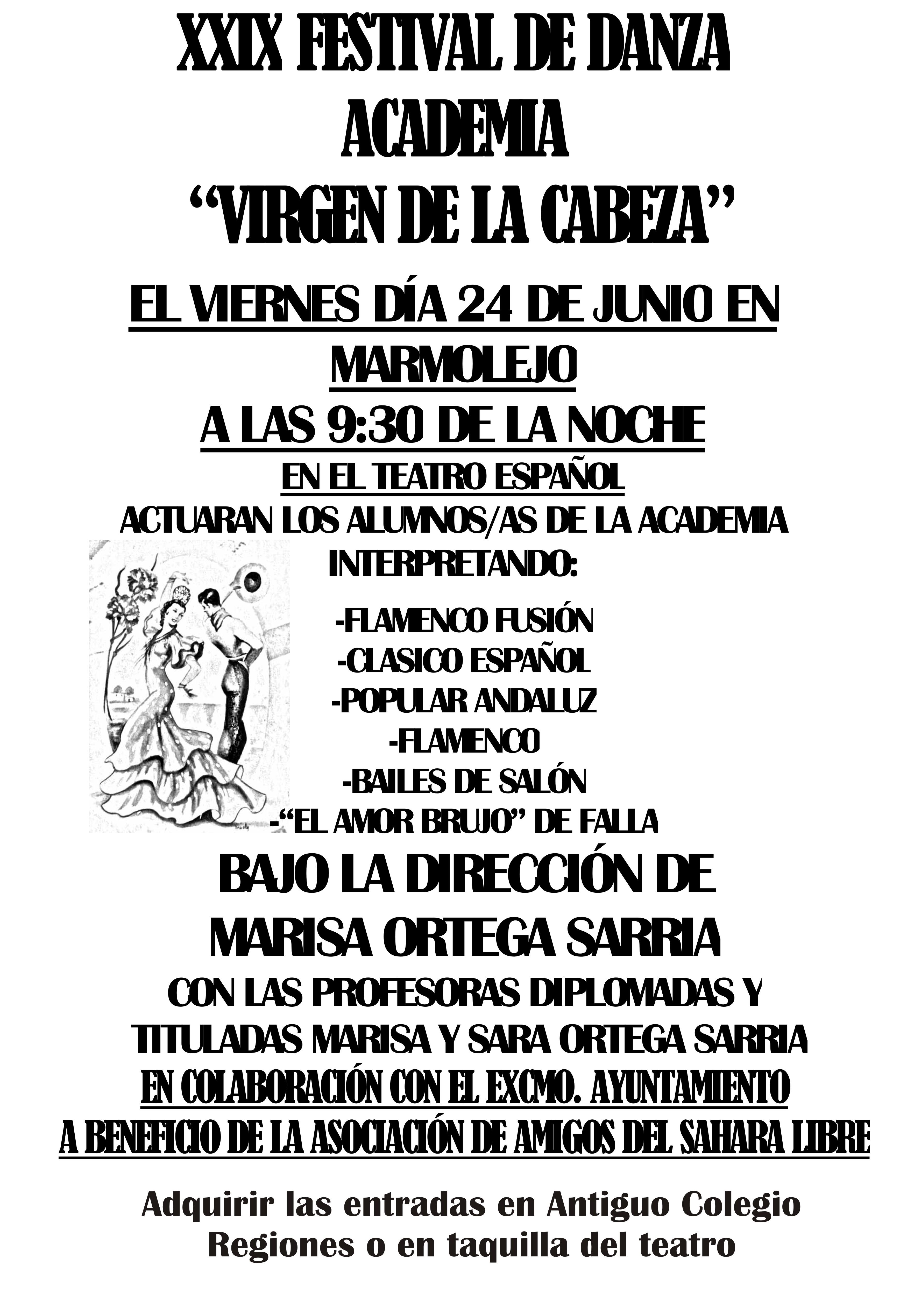 Sevillanas Marmolejo