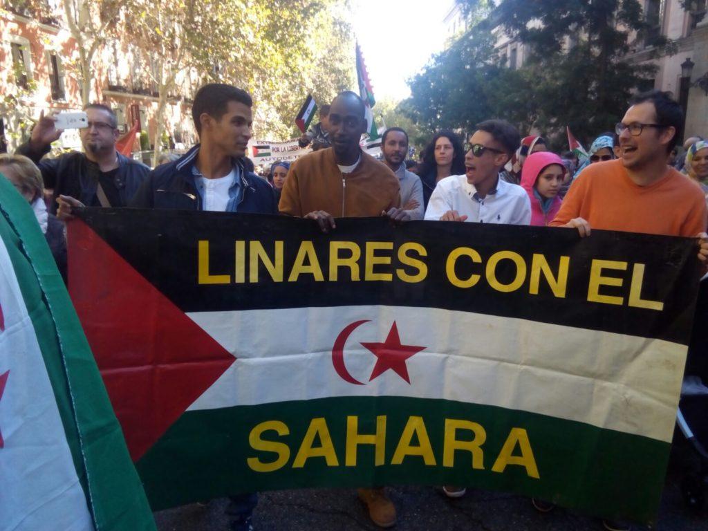 Linares con el Sahara