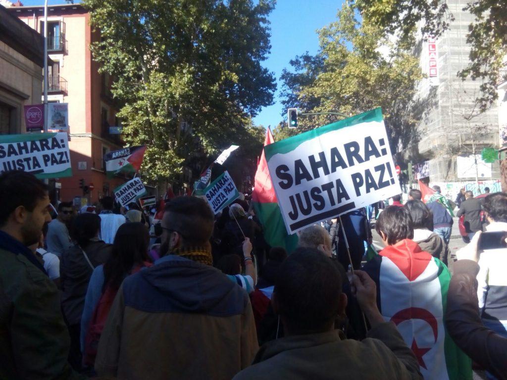 Linares sahara